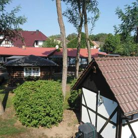Spreewaldhaus Zum See - Pension Baschin in Alt-Schadow in Brandenburg